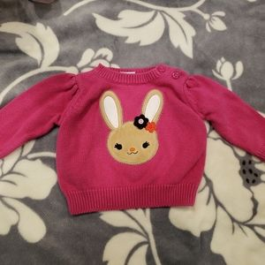 Gymboree Bunny Sweater
